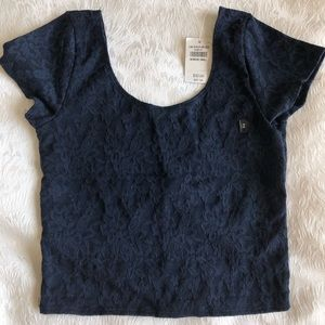 Abercrombie & Fitch Tops - 🌷Abercrombie & Fitch crop top